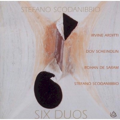 Scodanibbio Six Duos CD