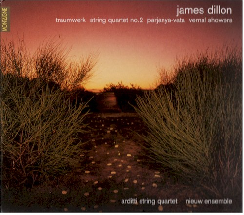 Dillon CD Cover