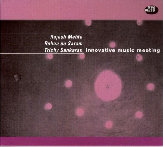 Innovative Music Meeting CD Cover