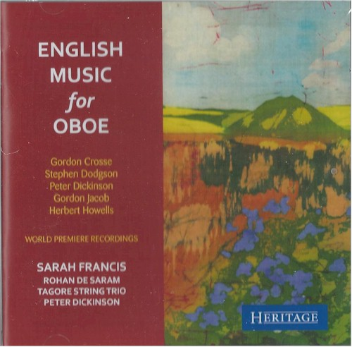 English Music for Oboe