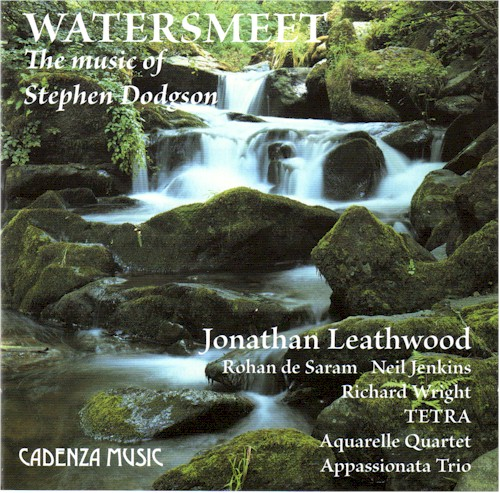 Watersmeet CD Cover
